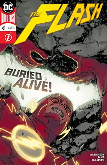The Flash (2016-) No.61