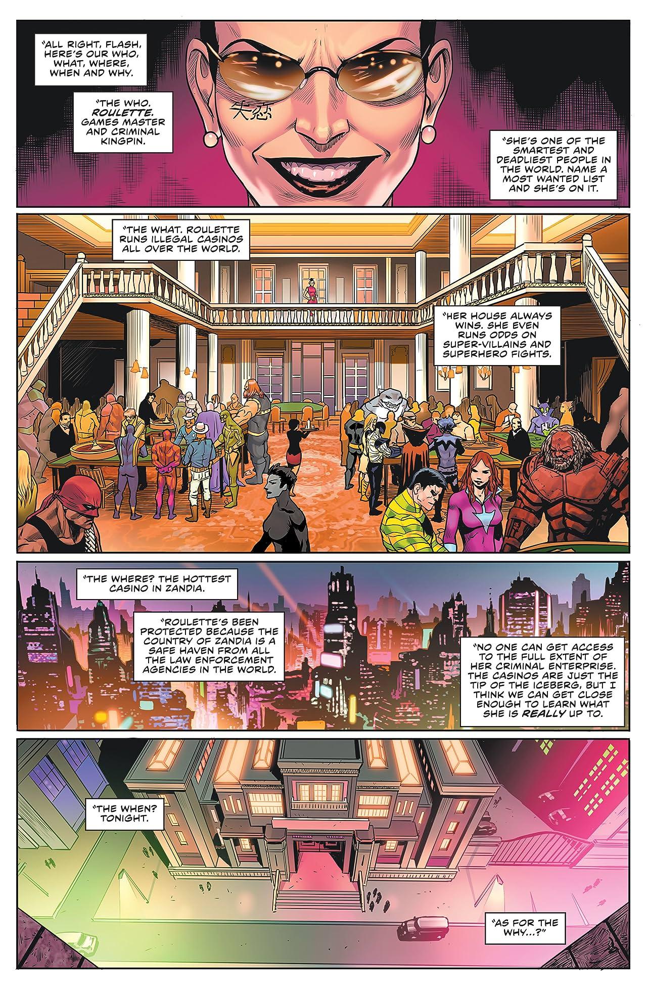 The Flash (2016-) #62