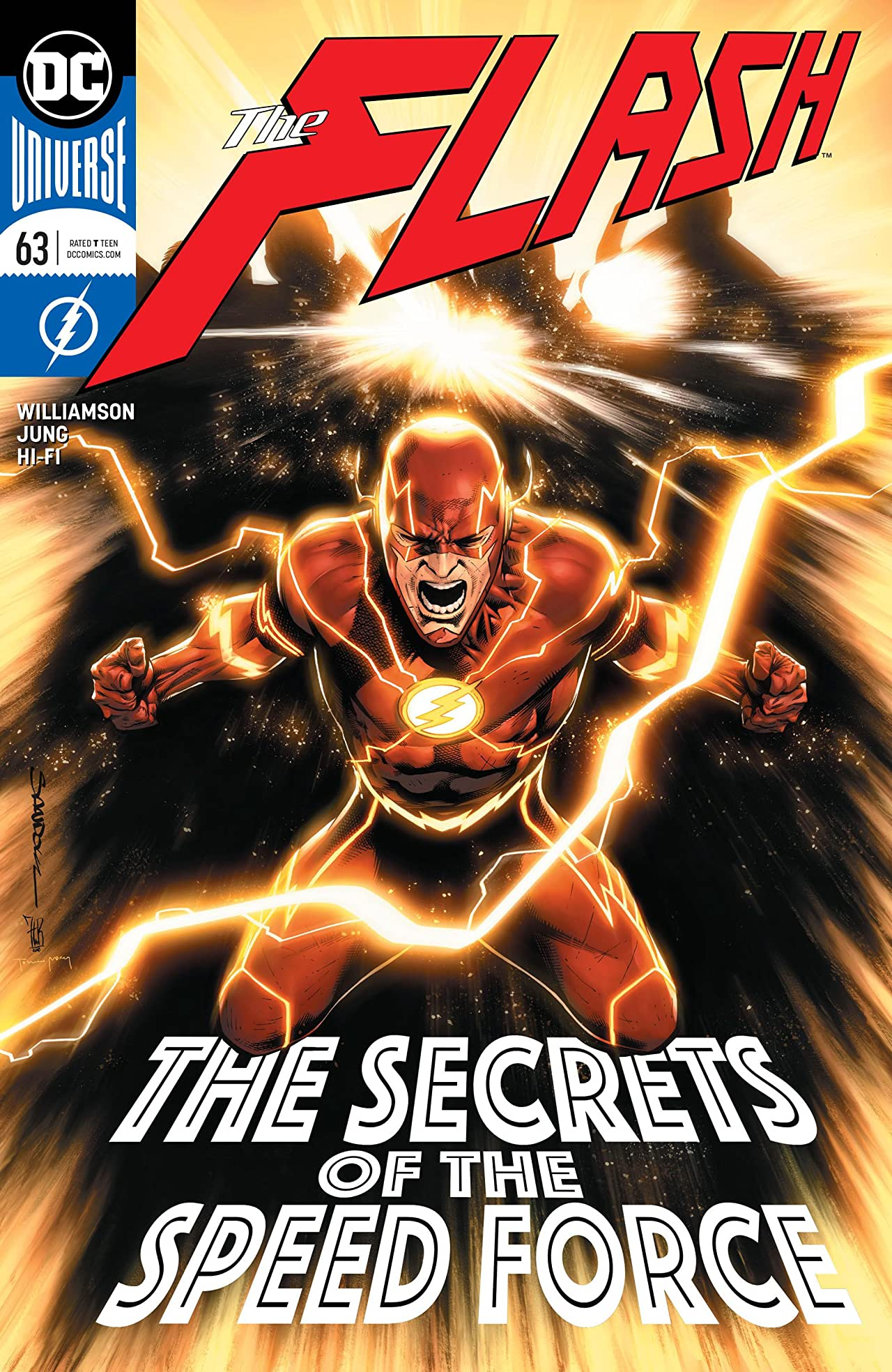 The Flash (2016-) No.63