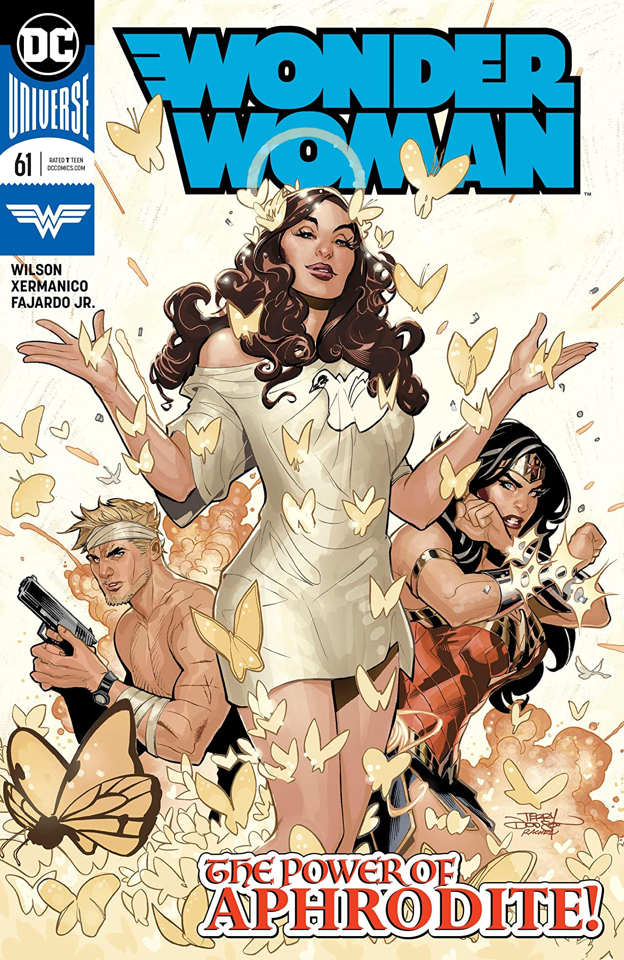 Wonder Woman (2016-) No.61