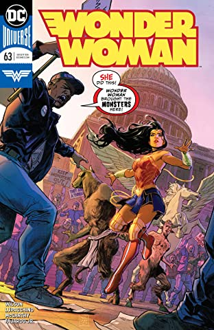 Wonder Woman (2016-) No.63