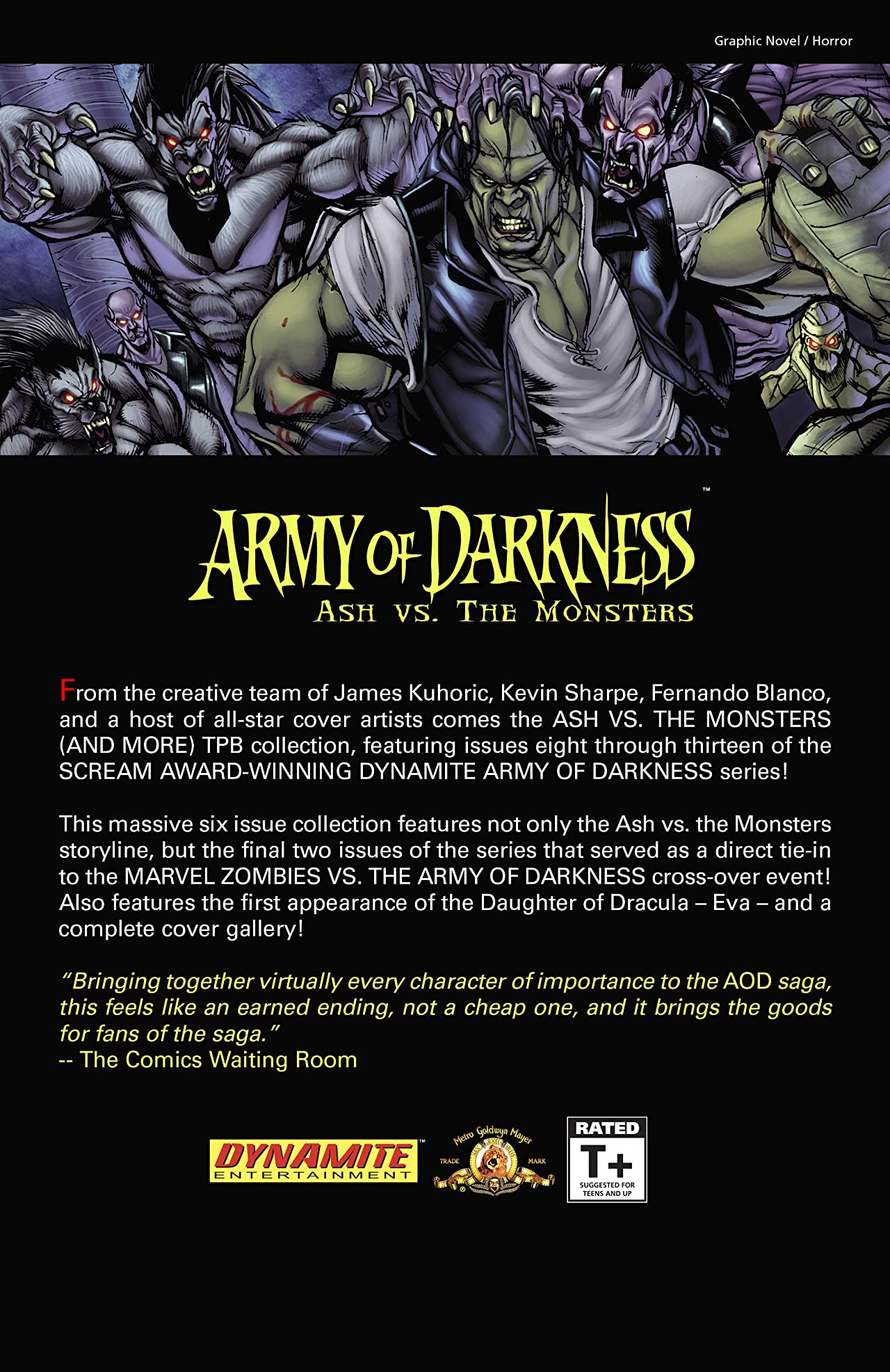 Army of Darkness: Ash vs. The Classic Monsters