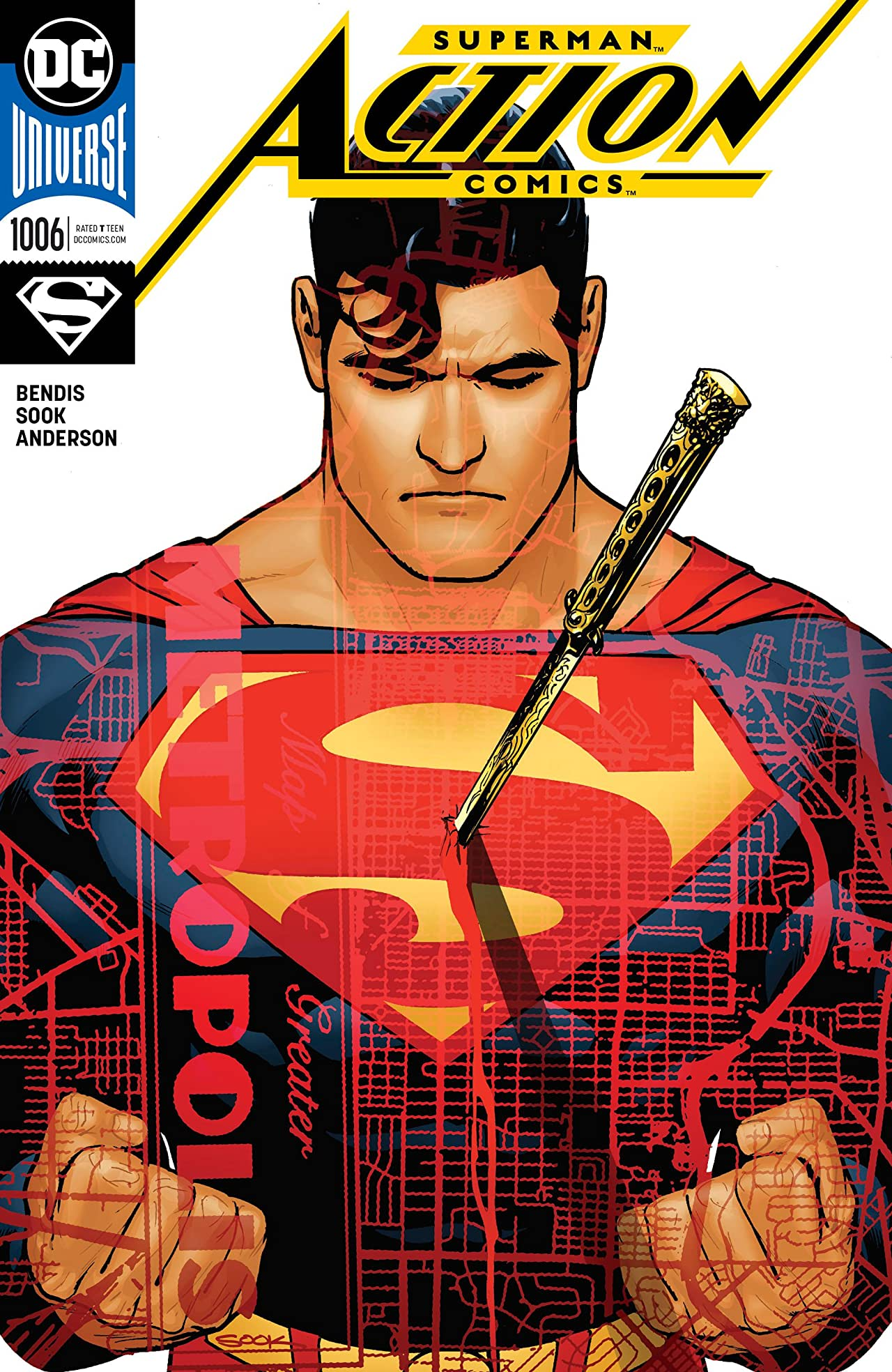 Action Comics (2016-) No.1006