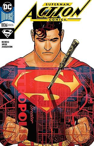 Action Comics (2016-) #1006