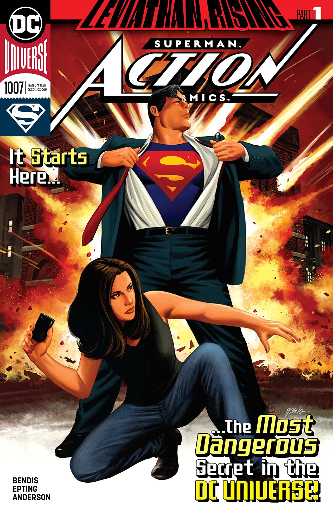 Action Comics (2016-) No.1007