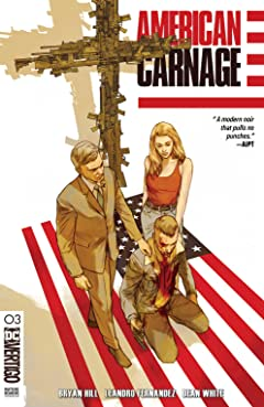 American Carnage (2018-) No.3