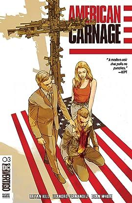 American Carnage (2018-2019) #3
