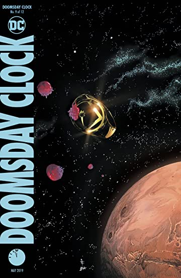 Doomsday Clock (2017-) #9