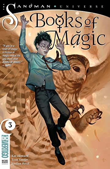 Books of Magic (2018-) No.3