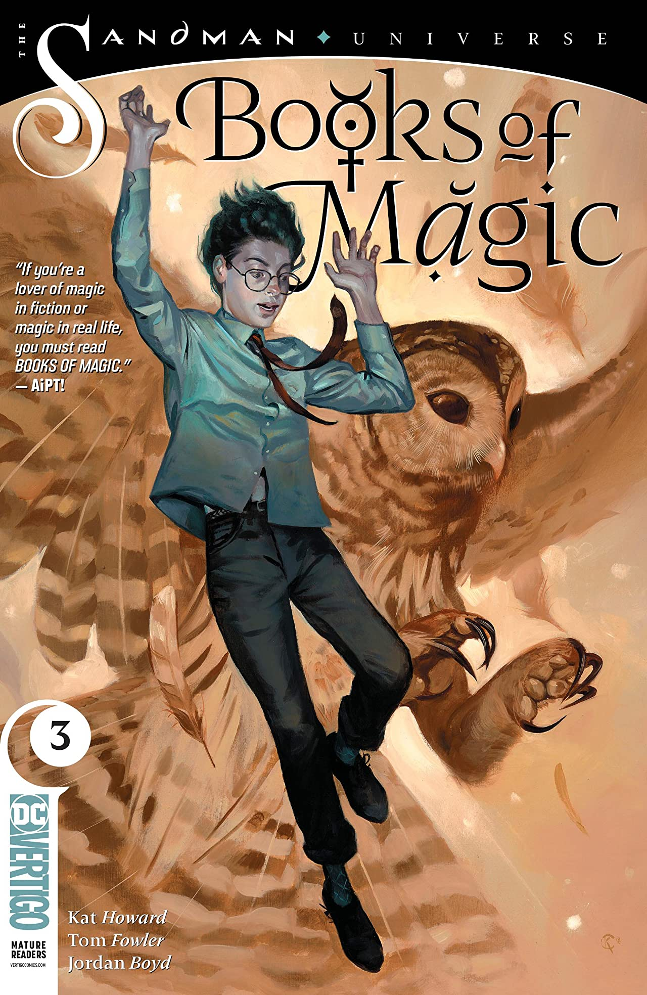 Books of Magic (2018-) #3