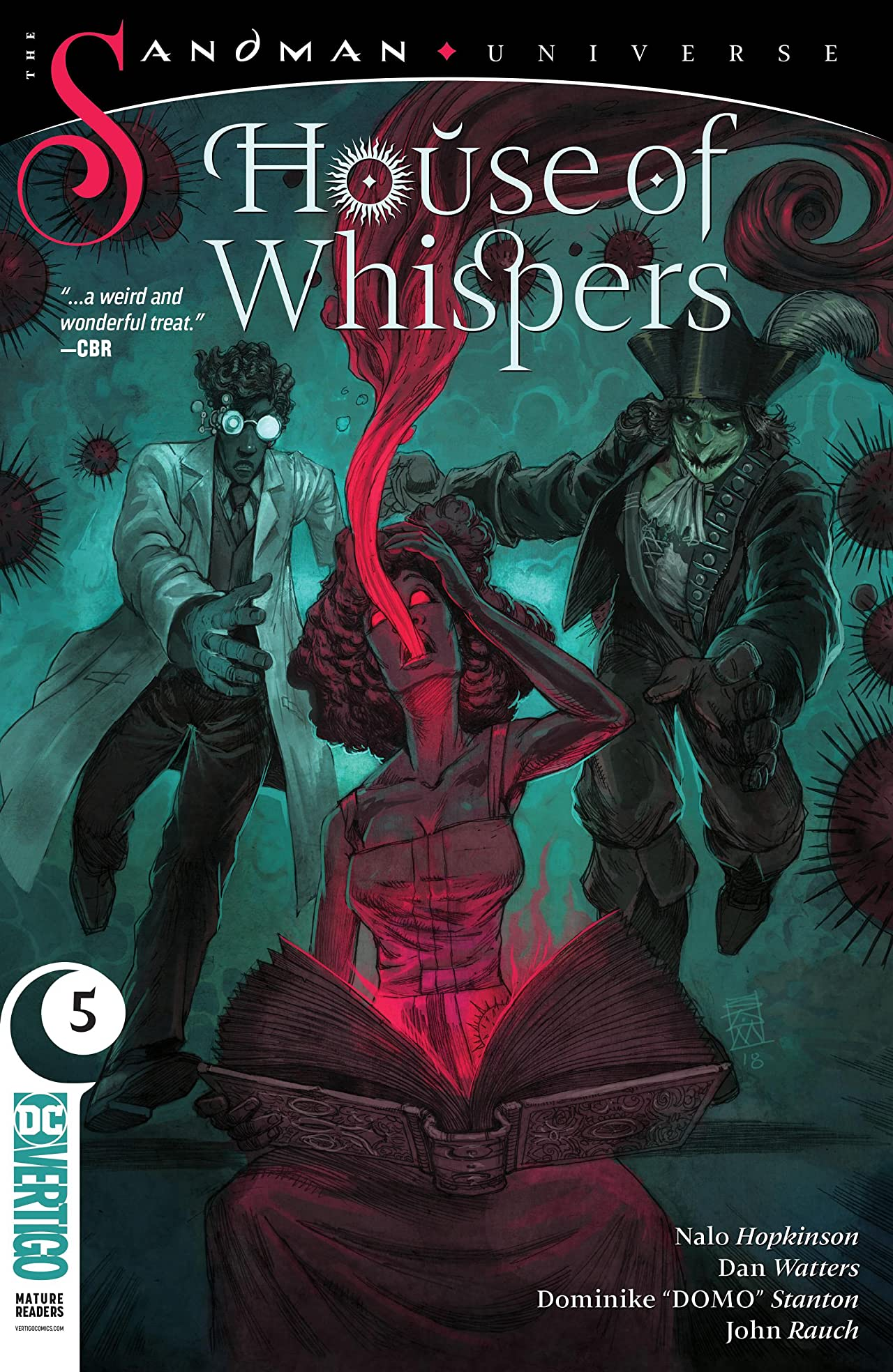 House of Whispers (2018-) No.5