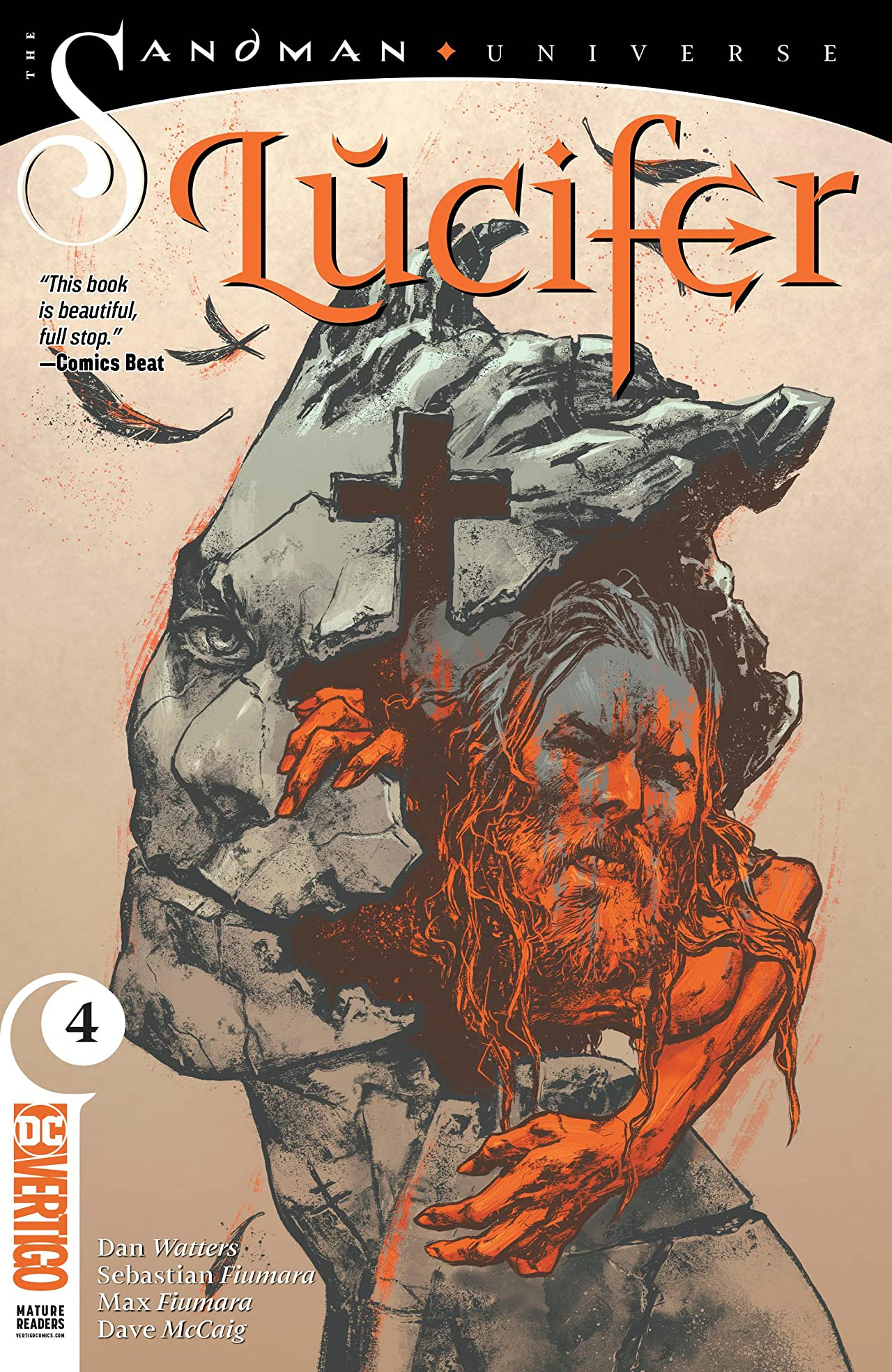 Lucifer (2018-) No.4