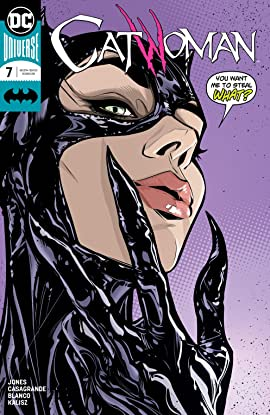 Catwoman (2018-) #7