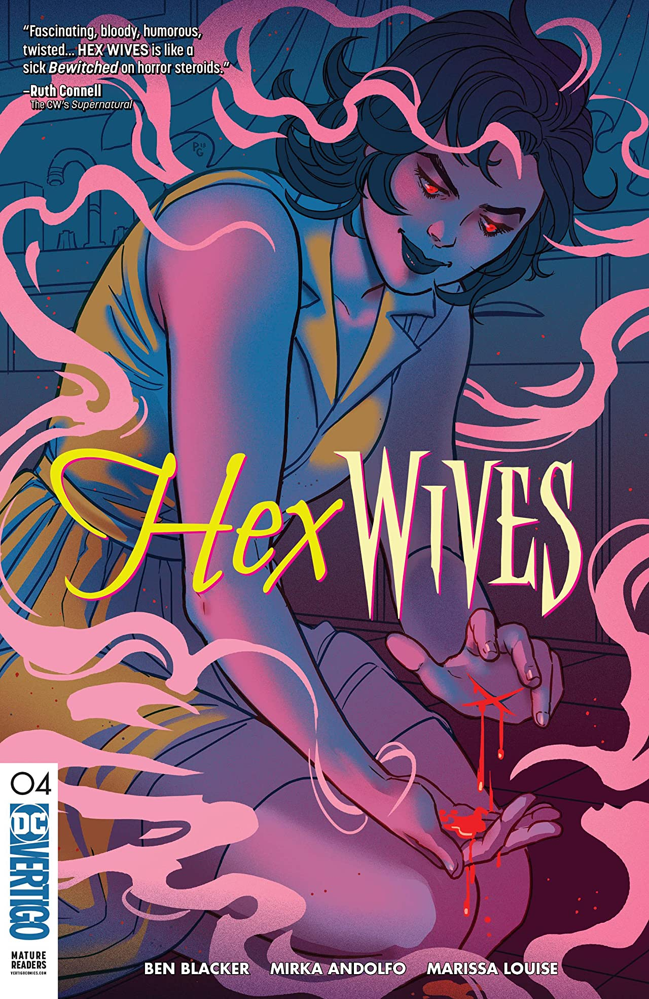 Hex Wives (2018-) No.4