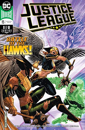 Justice League (2018-) No.15