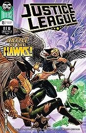 Justice League (2018-) No.15