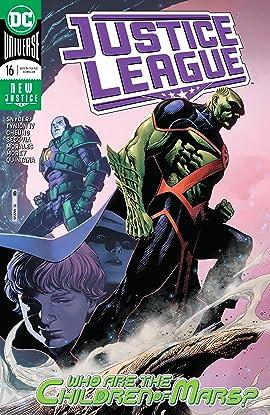 Justice League (2018-) #16