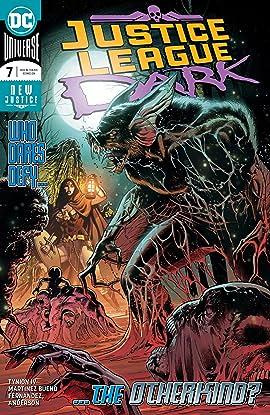 Justice League Dark (2018-) #7