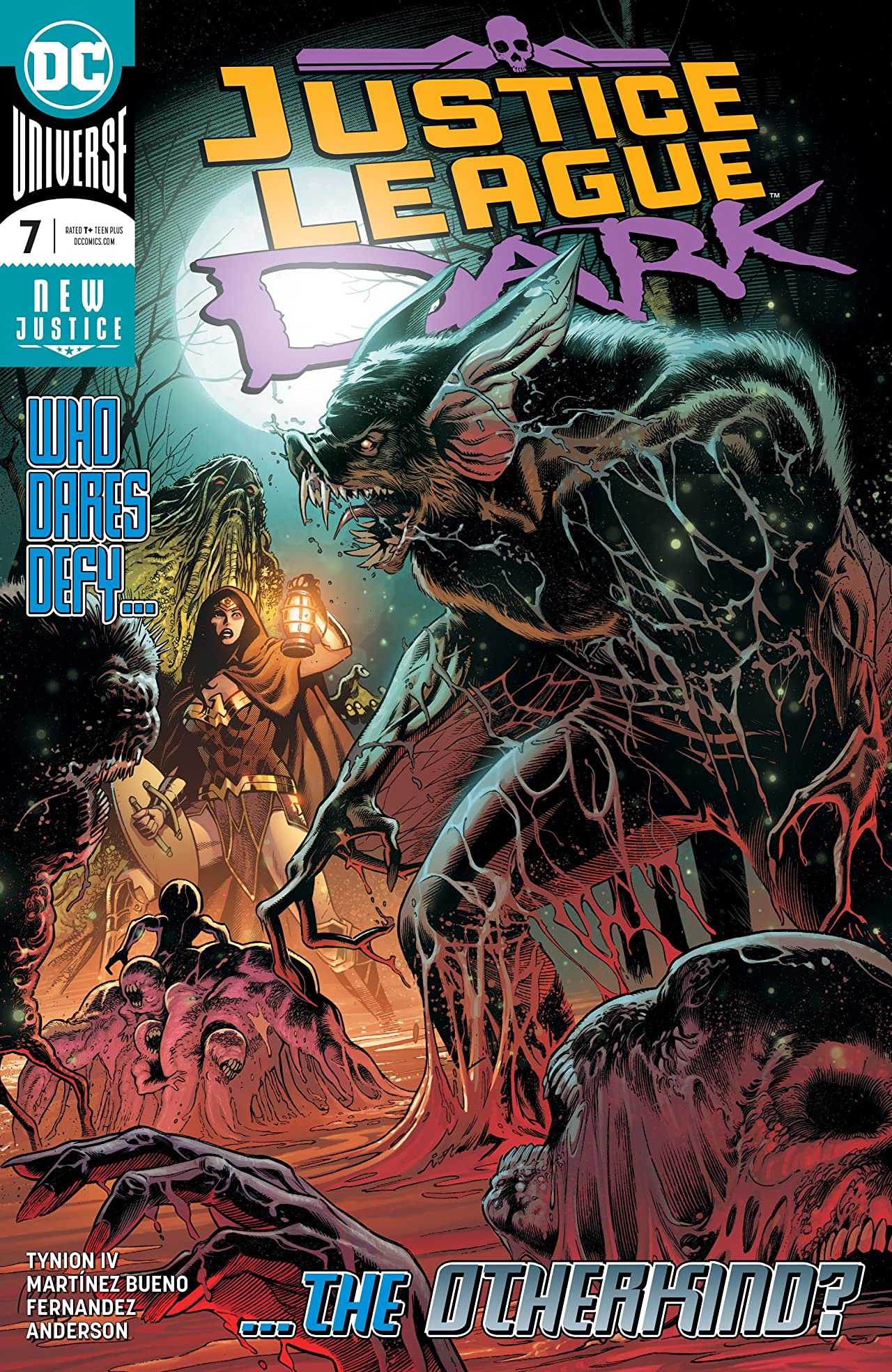 Justice League Dark (2018-) No.7