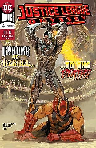 Justice League Odyssey (2018-) #4