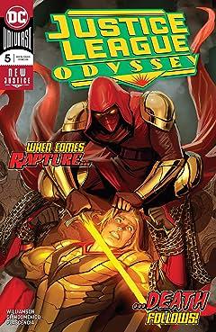 Justice League Odyssey (2018-) #5
