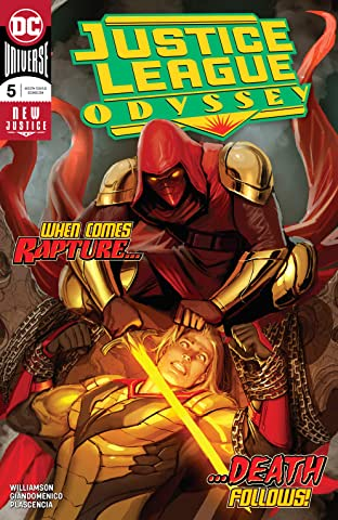 Justice League Odyssey (2018-) No.5