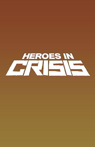 Heroes in Crisis (2018-) #5