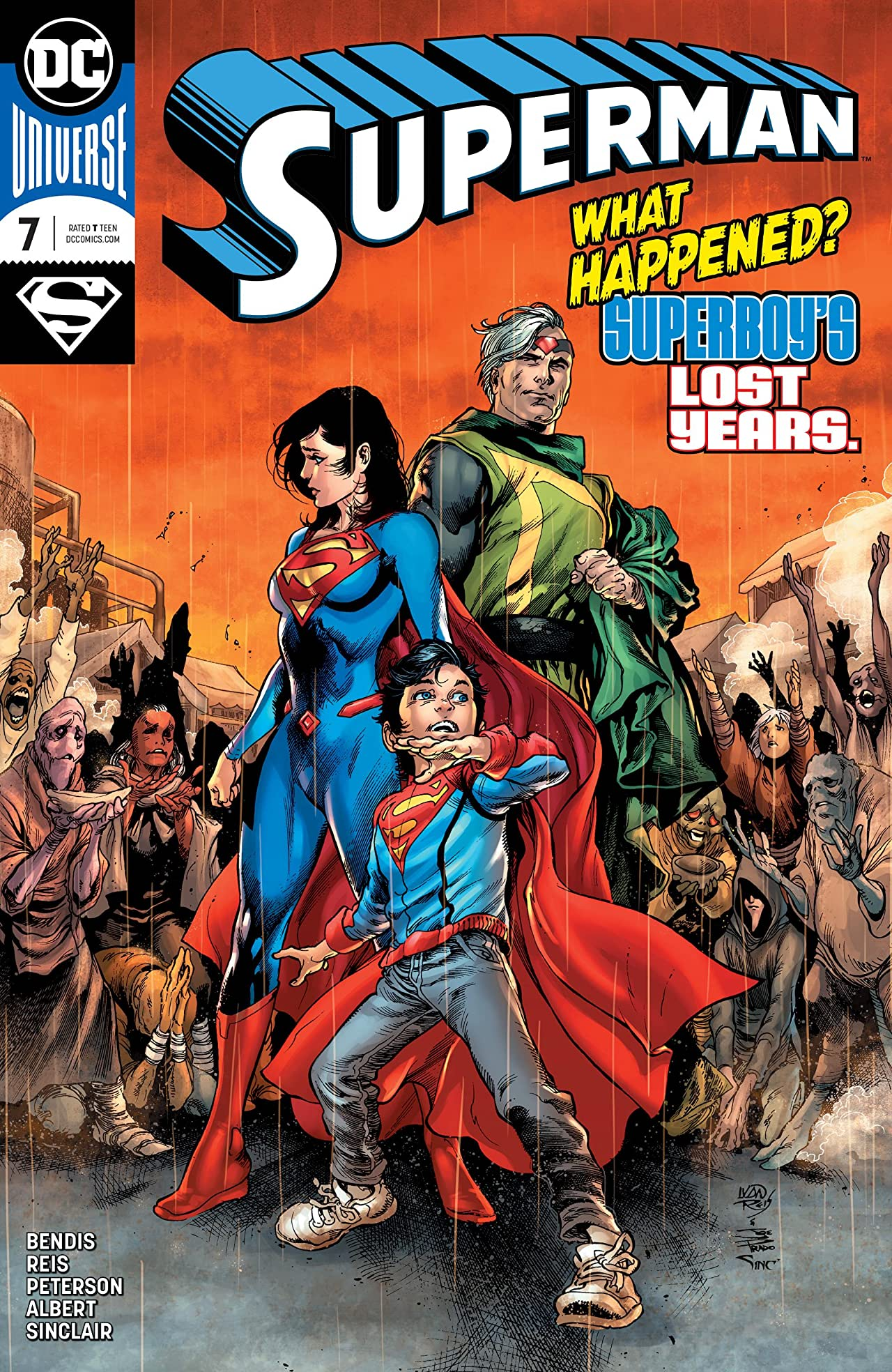 Superman (2018-) No.7