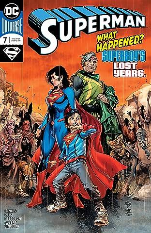 Superman (2018-) #7