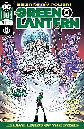 The Green Lantern (2018-) No.3