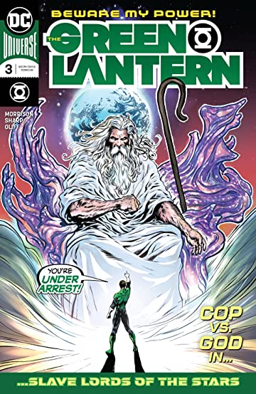 The Green Lantern (2018-) No.3