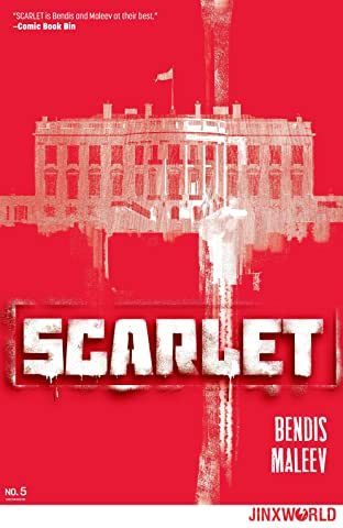 Scarlet (2018-2019) #5