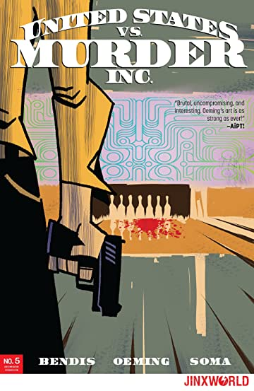 United States vs. Murder, Inc.  (2018-) #5