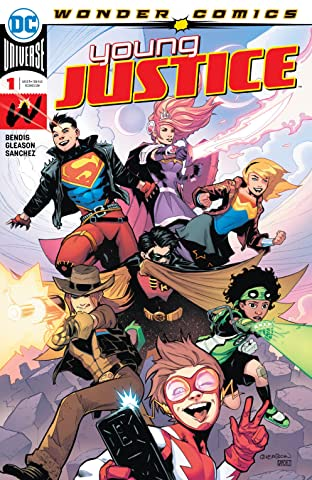 Young Justice (2019-) #1