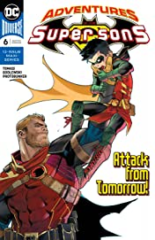 Adventures of the Super Sons (2018-) #6