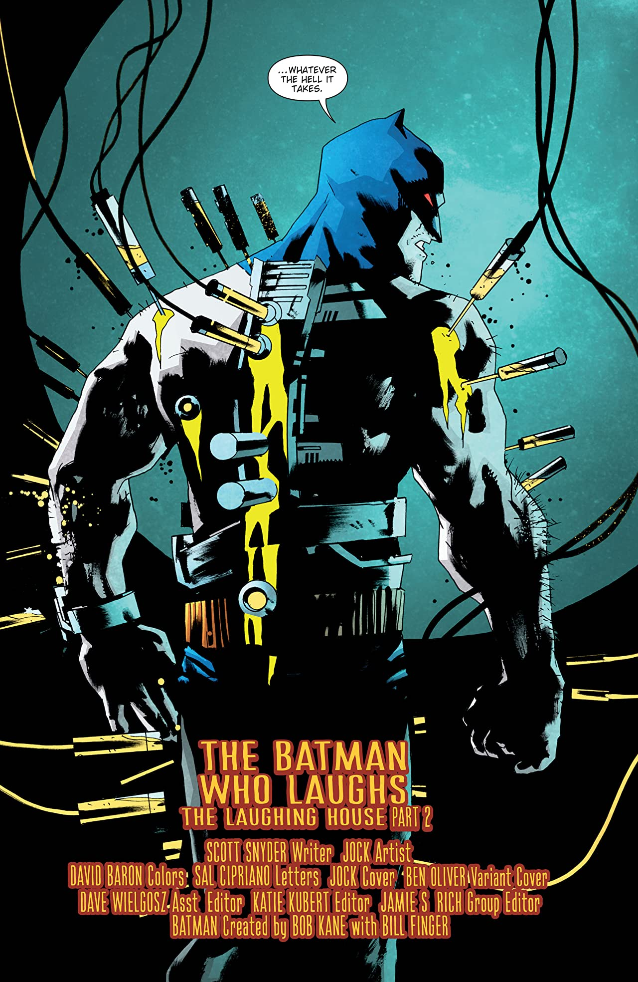 The Batman Who Laughs (2018-) #2