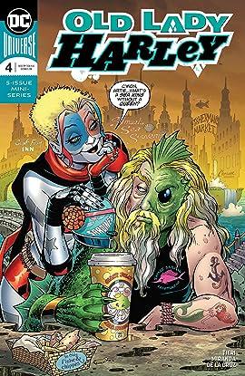 Harley Quinn Old Lady Harley  Panini Comics  2019