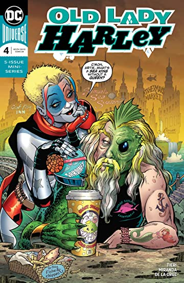 Old Lady Harley (2018-) #4
