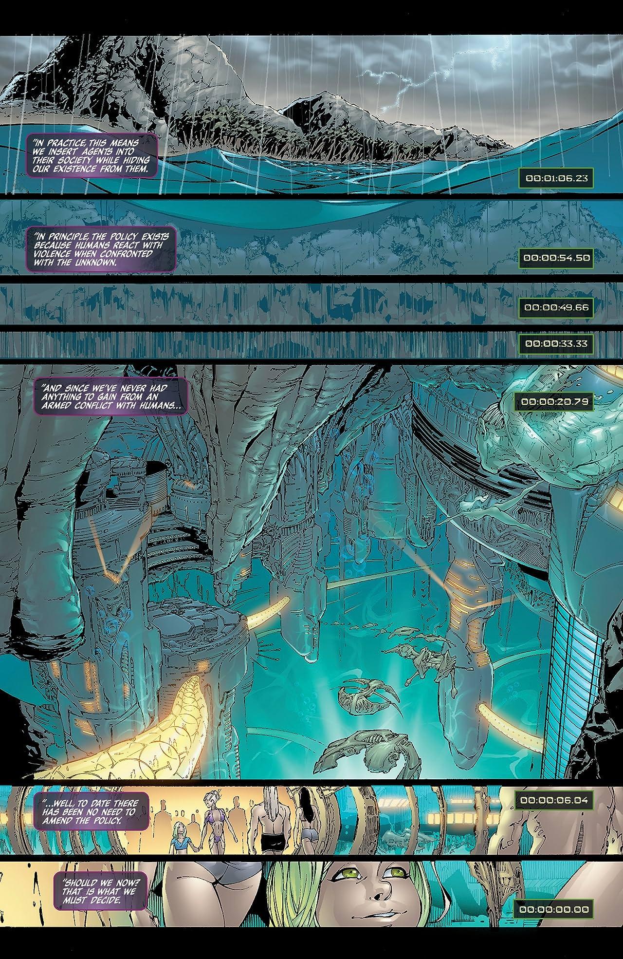 Fathom: Killian's Tide Vol. 1
