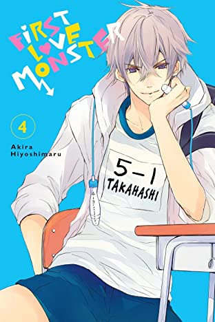 First Love Monster Tome 4