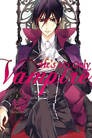 He's My Only Vampire Tome 2