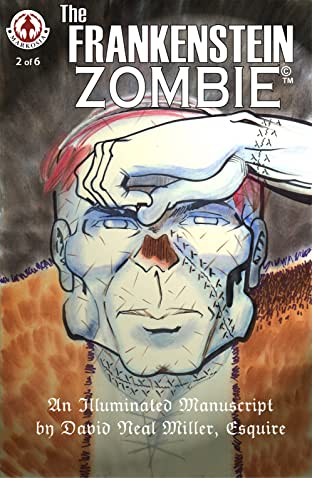 The Frankenstein Zombie #2