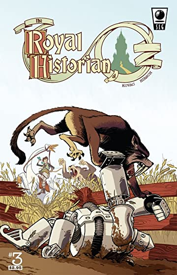 Royal Historian of Oz #3