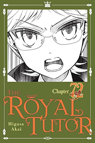 The Royal Tutor No.72