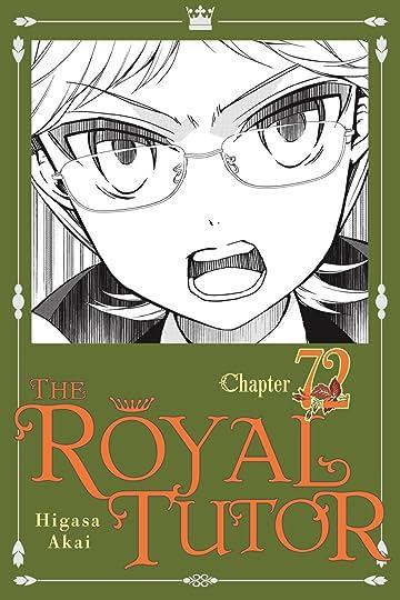 The Royal Tutor #72