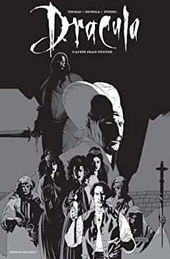 Dracula édition collector N&B