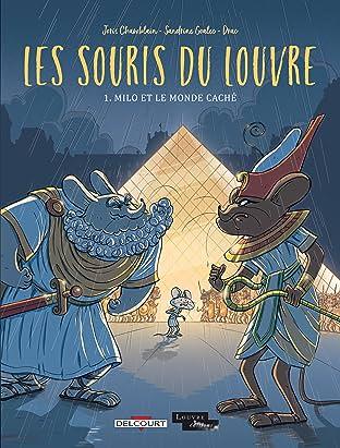 Les Souris du Louvre Tome 1: Milo et le monde caché