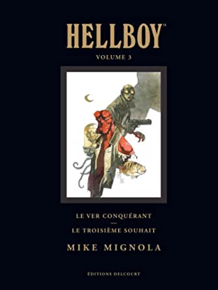 Hellboy Deluxe Tome 3