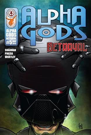 Alpha Gods #5: Betrayal