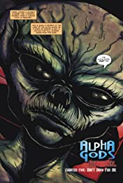 Alpha Gods #5: Betrayal